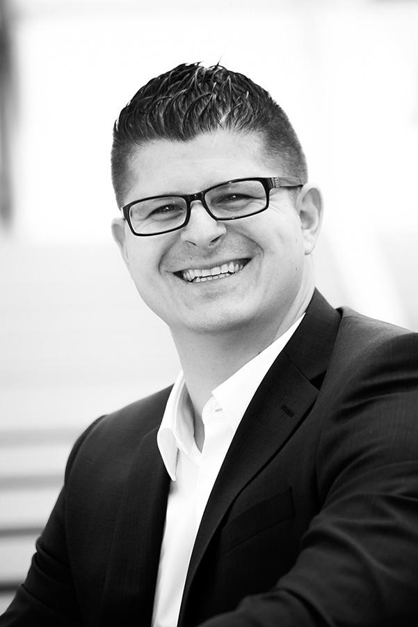 Dominik Solleder, Geschäftsführer uhlsport GmbH